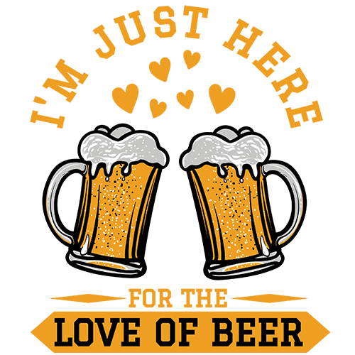 Love of beer