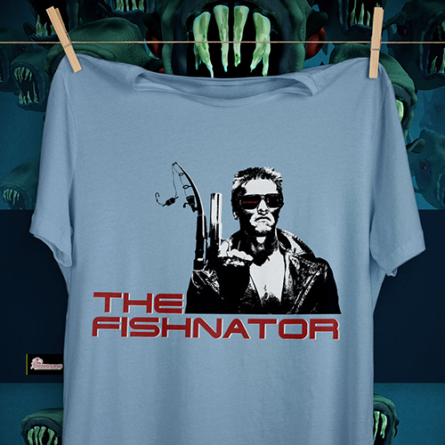 Щампа - The Fishnator
