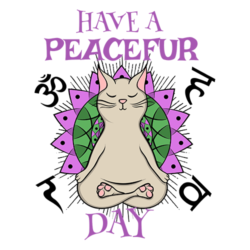 Щампа - Have a peacefur day