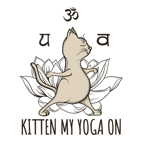 Щампа - Yoga kitty