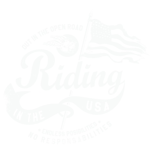 Riding in the USA