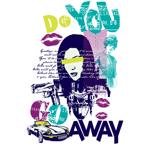 Щампа - Do you go away