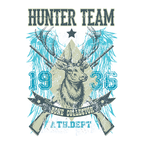 Щампа - Hunter team