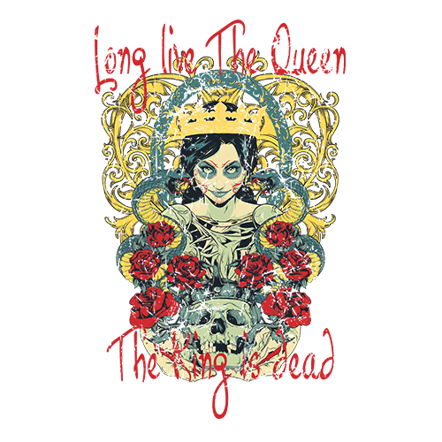 Щампа - Long live the queen