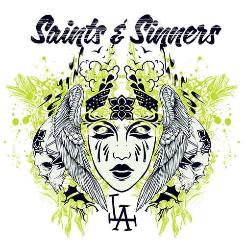 Щампа - Saints and sinners