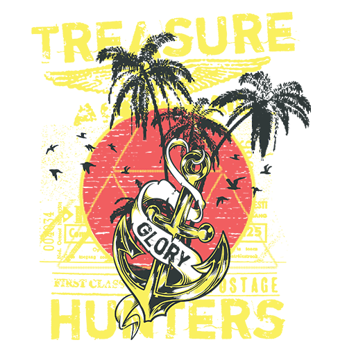 Щампа - Treasure hunters